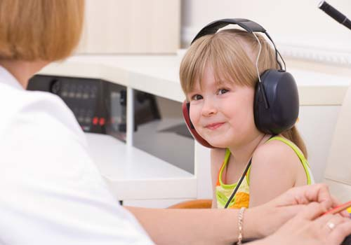 Hearing tests for children in Sydney